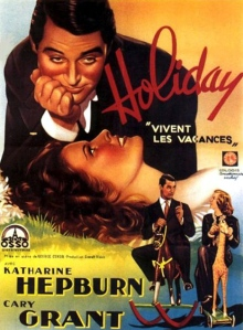Poster - Holiday (1938)_08