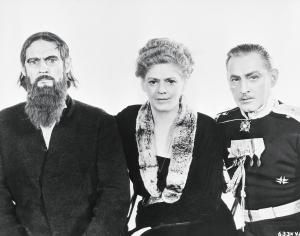 John, Lionel and Ethyl Barrymore